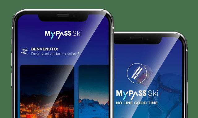 MyPass Ski app