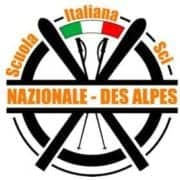 Logo Ski School National Des Alpes